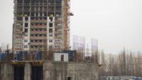 Ход строительства ЖК Лебединый за 17 декабря 2017