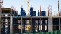 Ход строительства ЖК Лебединый за 15 января 2018