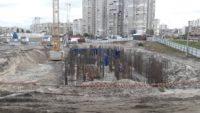 Ход строительства ЖК Лебединый за 6 октября 2017