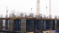 Ход строительства ЖК Лебединый за 4 декабря 2017