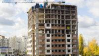 Ход строительства ЖК Лебединый за 2 ноября 2017