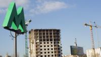 Ход строительства ЖК Лебединый за 17 ноября 2017