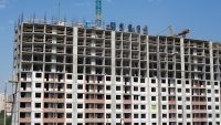 Ход строительства ЖК Лебединый за 5 июня 2018