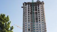 Ход строительства ЖК Лебединый за 18 мая 2018