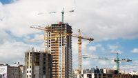 Ход строительства ЖК Лебединый за 20 апреля 2018