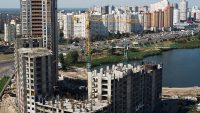 Ход строительства ЖК Лебединый за 6 июля 2018