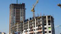 Ход строительства ЖК Лебединый за 4 апреля 2018