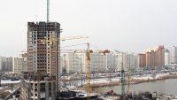 Ход строительства ЖК Лебединый за 20 марта 2018